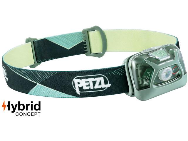 Petzl Tikka Lampe frontale, green